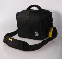 Waterproof Camera Shoulder Bag for Nikon D3200 D3100 D5300 D5100 D7000 D610 D90