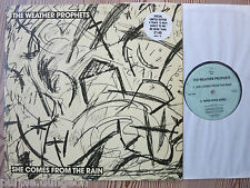 """Weather Prophets-She comes from the rain 12"""" * LIMITED *"""