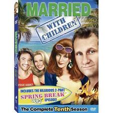 Married With Children - The Complete Tenth Season (DVD, 2009, 3-Disc Set)