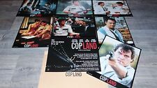 stallone COPLAND   ! jeu de photos cinema lobby card