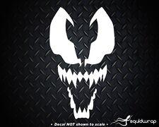 "Venom Decal Sticker Spiderman Villian Marvel Car Laptop JDM Comic Macbook 6"""