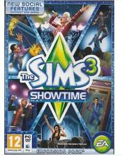 The Sims 3 Showtime Expansion Original USED PC/MAC Game DVD