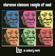 CLARENCE CLEMONS Live in Asbury Park NEW CD Bruce Springsteen's E Street Band