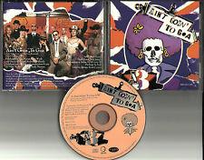 A3 Ain't Goin to Goa 1997 USA PROMO radio DJ CD Single MINT PROCD1130 a 3