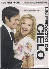 A Little Bit Of Heaven / Un Pedacito De Cielo DVD NEW Kate Hudson Gael Garcia