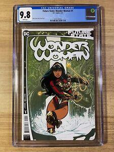 Future State Wonder Woman #1 (2021 DC Comics) 1st Print CGC 9.8