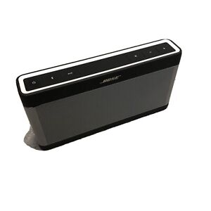 Bose SoundLink III Bluetooth Portable Speaker - Gray