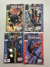 Lot 8 Ultimate Tales Flip Magazine 2005 Spider-Man 4-6 8 9 16 22 25 VF Very Fine
