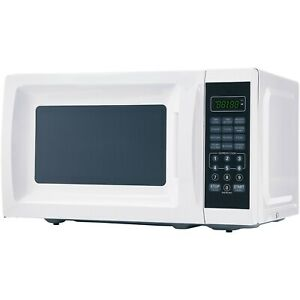Mainstays 0.7 Cu. Ft. 700W White Microwave Oven