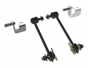 TeraFlex for Jeep JK/JKU 3-4 Inch Lift Front Sway Bar Quick Disconnect Kit 10