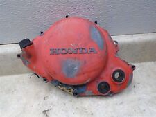 Honda 250 CR ELSINORE CR250 Used Engine Repaired Clutch Cover 1980 WD HB348