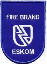 SOUTH AFRICA FIRE PATCH ESKOM