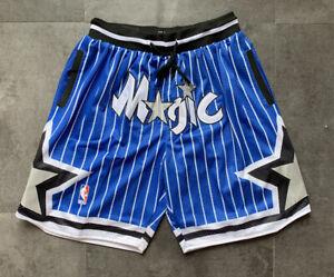Magic Ball Shorts Vertical Strip Blue S-XXL