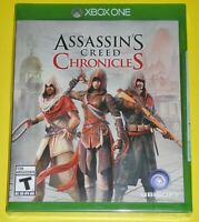 Microsoft Xbox One Game - Assassin's Creed Chronicles (New)