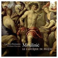 Moulinie - Cantique De Moyse [New & Sealed] Digipack CD