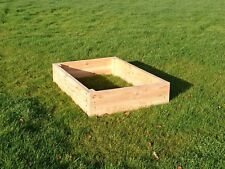 Raised bed  1.5mm x 1m x  300mm High 45mm Thick