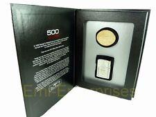 Zippo 500 millón de Armor case High Polish Limited Edition 5 June 2012 sellos de suelo