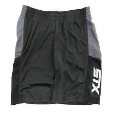 Boys STX $19 Black & Gray Athletic Shorts Sizes 8, 10/12 & 14/16
