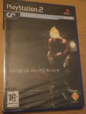 Twisted metal black online uk pal version (PS2) brand new and factory sealed