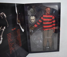Freddy Vs Jason Krueger Friday 13th Nightmare Elm Street Sideshow Action Figure