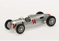 MINICHAMPS 400 360014 AUTO UNION F1 model car Achille Varzi Hungary 1936 1:43rd