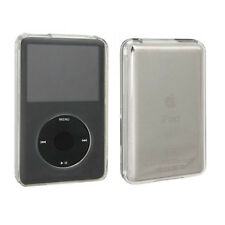 Apple iPod Classic Transparent Clear Hard Case Cover 6th 80 120gb 7th 160gb