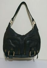 Ted Baker black leather small/medium crossbody shoulder bag