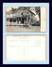 FLORIDA ALTAMONTE SPRINGS REAL PHOTO A.H. FULLER STORE & POST OFFICE CIRCA 1910