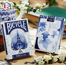 Bicycle Porcelain Playing Cards New Deck
