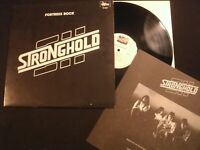 STRONGHOLD - Fortress Rock - 1982 Vinyl 12'' Lp./ VG+/ Christian Hard Rock Metal