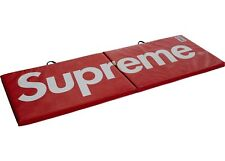 Supreme Everlast Folding Exercise Mat Red FW17 Brand New Box Logo Ready To Ship