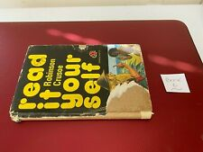 read it yourself robinson crusoe reading level 5 ladybird book