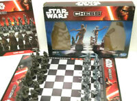 Star Wars Chess Set - The Force Awakens w/ Box Hasbro 2014