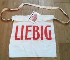 FRENCH RARE 1950s TOUR DE FRANCE BICYCLE RACE MUSETTE BAG~LIEBIG ADVERTISING~NEW