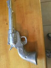 Cast Aluminum Ruger Single Six with six and a half inch barrel