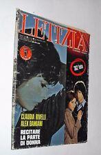 (f14) Fotoromanzo LETIZIA 379 claudia rivelli- alex damiani (1979)
