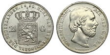 Netherlands - 2½ Gulden 1850