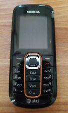 Vintage Nokia Model: 2600c-2b AT&T Cell Phone with Box and Manuals