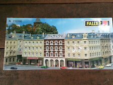 FALLER# 232266 N SCALE ROW OF TOWN HOUSES