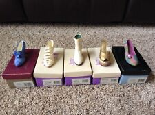 Just The Right Shoe Lot Of 5 Minature Collectables 11