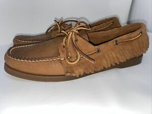 Ronnie Fieg x Sebago Kith Docksides Loafers Moccasins Driving Shoes Men's Sz 11