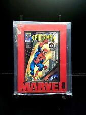 Spectacular SPIDER-MAN #257 : Marvel LASER-MAT! ~ LIMITED EDITION PRINT - RARE!