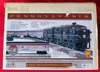 K-LINE O PENNSYLVANIA 1810A THE INDEPENDENCE EXPRESS PASSENGER TRAIN SET