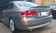 BMW painted High Kick performance Trunk SPOILER for e92 & e92 LCI