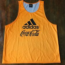 Argentina Adidas vintage soccer training top 2007. Only for players. Coca Cola