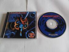 Backfire! - Rebel 4 Life (CD 1996) Germany Pressing
