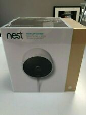 NEST Cam Outdoor Smart Security Camera - BRAND NEW BOXED