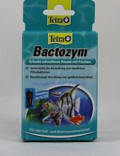 Bactozym 10 Capsules Tetra Enzyme for Süß- and Saltwater 1,18 €/ St