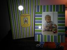"Nib Merry Go Round Gorham Frame - 4"" x 6"" Photo - Boy"