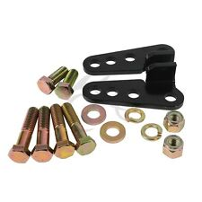 """Adjustable 1""""- 3"""" INCHES Lowering Kit For Harley Electra Ultra Road Street Glide"""